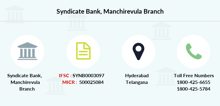 Syndicate-bank Manchirevula branch