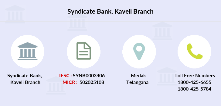 Syndicate-bank Kaveli branch