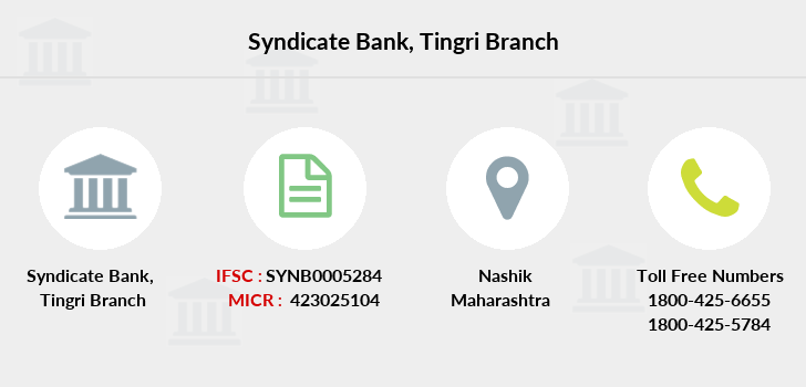 Syndicate-bank Tingri branch