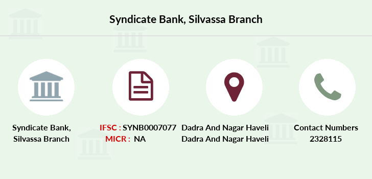 Syndicate-bank Silvassa branch