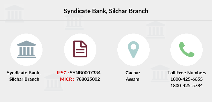 Syndicate-bank Silchar branch