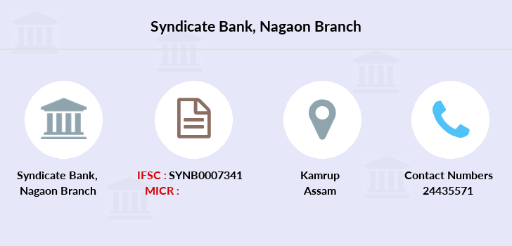 Syndicate-bank Nagaon branch