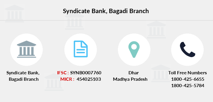 Syndicate-bank Bagadi branch