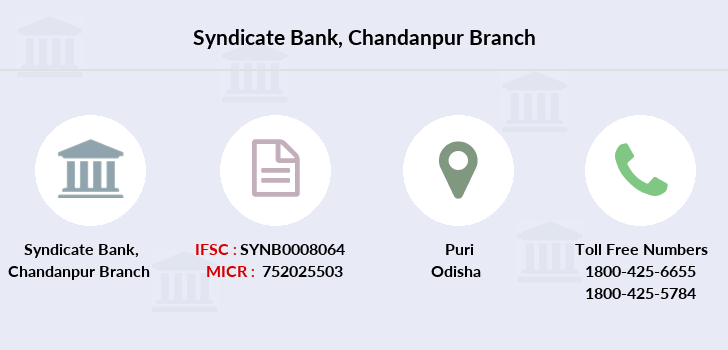 Syndicate-bank Chandanpur branch