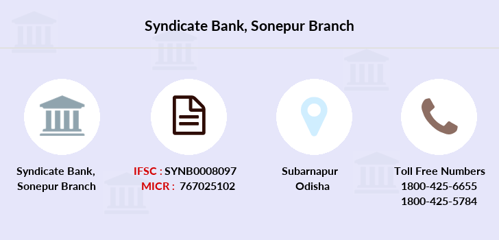 Syndicate-bank Sonepur branch