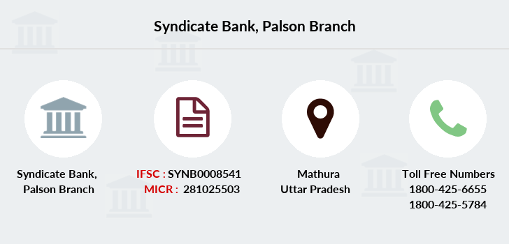 Syndicate-bank Palson branch