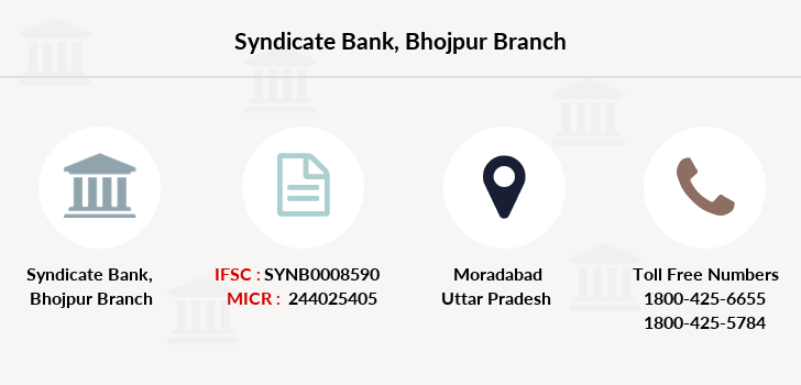 Syndicate-bank Bhojpur branch