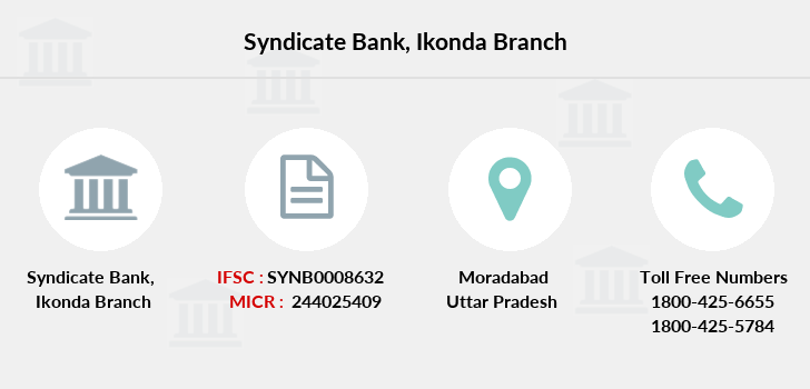 Syndicate-bank Ikonda branch