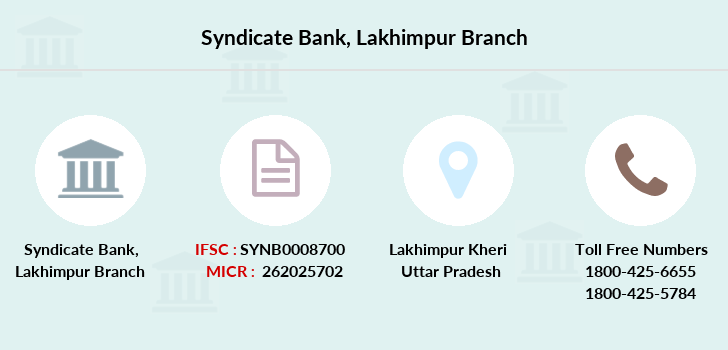 Syndicate-bank Lakhimpur branch