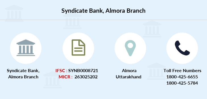 Syndicate-bank Almora branch