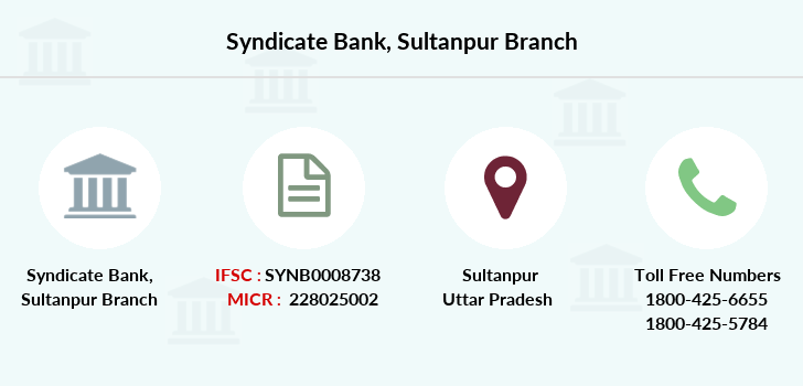 Syndicate-bank Sultanpur branch