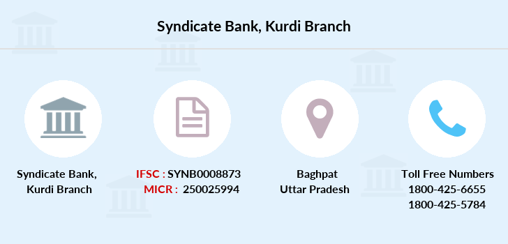 Syndicate-bank Kurdi branch