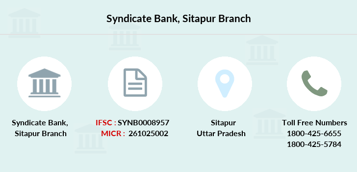 Syndicate-bank Sitapur branch