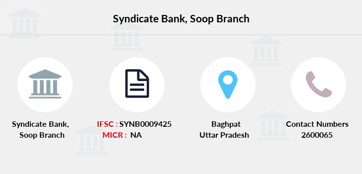 Syndicate-bank Soop branch