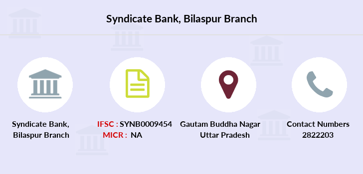 Syndicate-bank Bilaspur branch