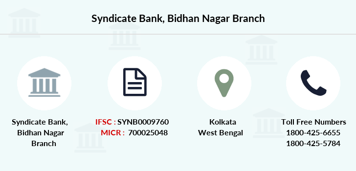 Syndicate-bank Bidhan-nagar branch
