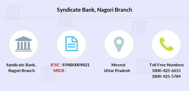 Syndicate-bank Nagori branch