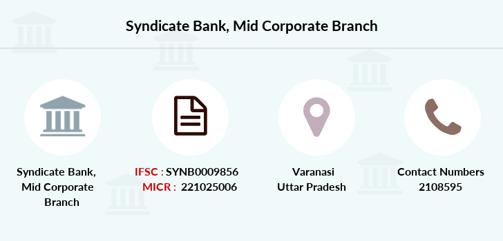 Syndicate-bank Mid-corporate branch