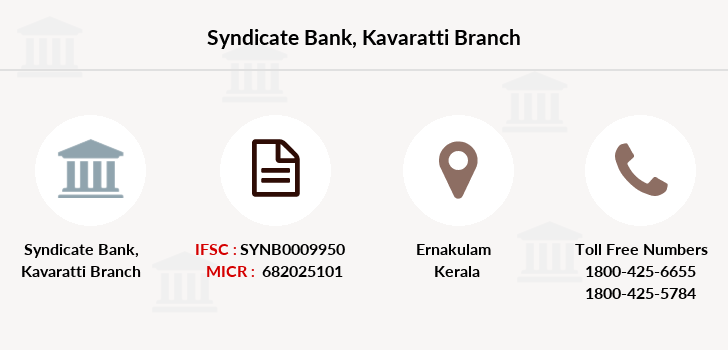 Syndicate-bank Kavaratti branch
