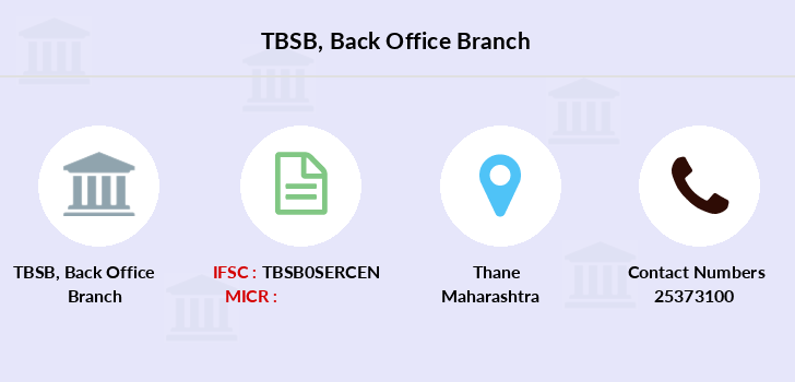 Thane-bharat-sahakari-bank Back-office branch