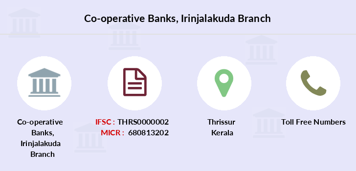 Co-operative-banks Irinjalakuda branch
