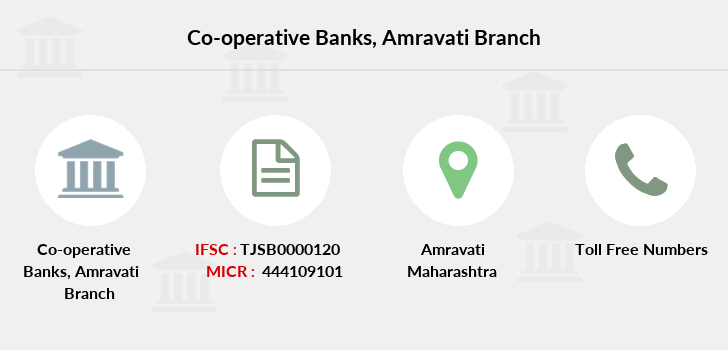 Co-operative-banks Amravati branch