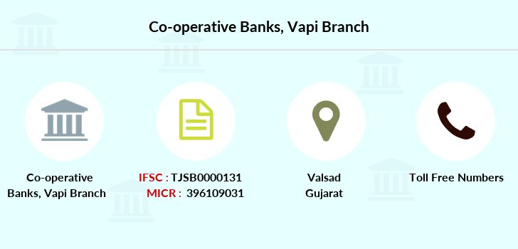 Co-operative-banks Vapi branch