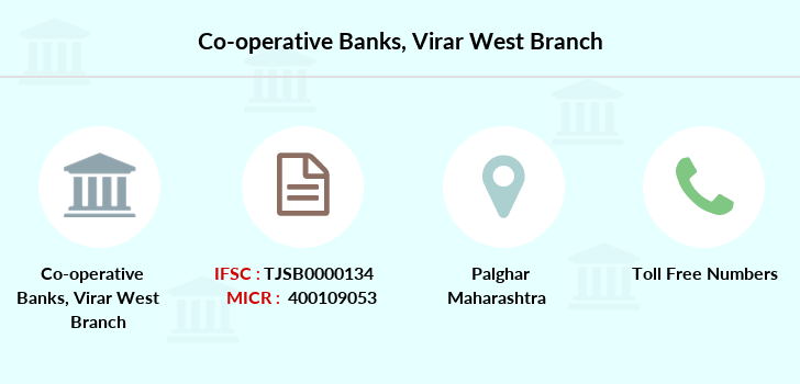 Co-operative-banks Virar-west branch