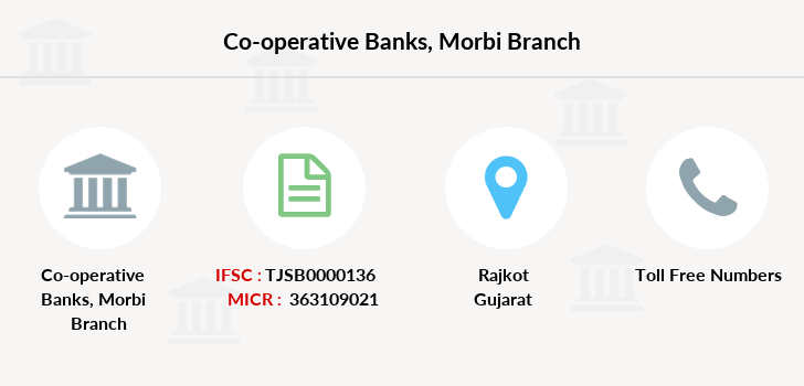 Co-operative-banks Morbi branch