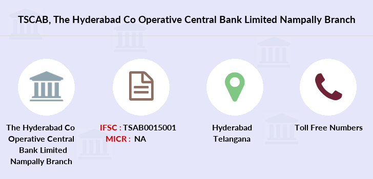 Co-operative-banks The-hyderabad-co-operative-central-bank-limited-nampally branch