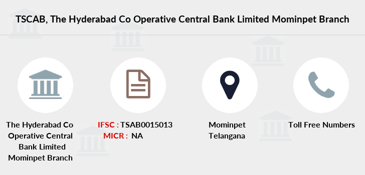 Co-operative-banks The-hyderabad-co-operative-central-bank-limited-mominpet branch
