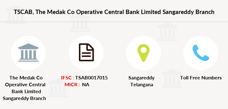 Co-operative-banks The-medak-co-operative-central-bank-limited-sangareddy branch