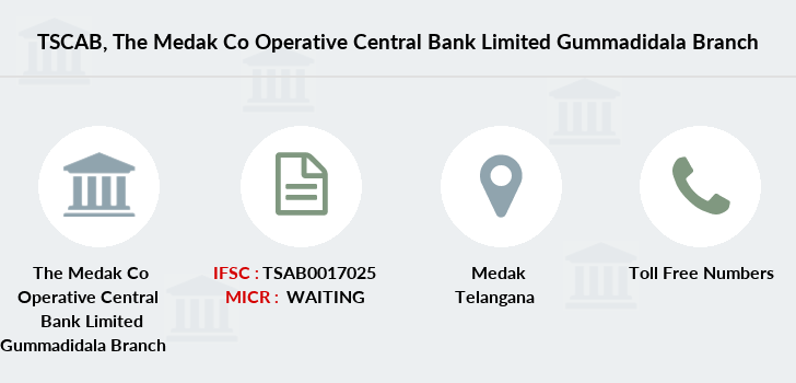 Co-operative-banks The-medak-co-operative-central-bank-limited-gummadidala branch