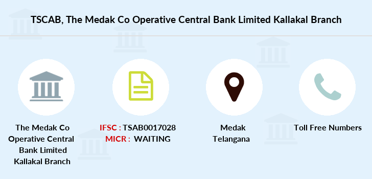 Co-operative-banks The-medak-co-operative-central-bank-limited-kallakal branch
