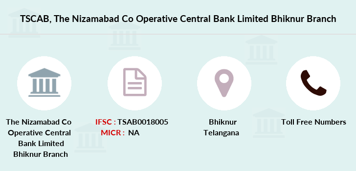 Co-operative-banks The-nizamabad-co-operative-central-bank-limited-bhiknur branch