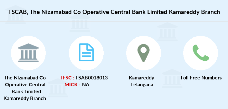 Co-operative-banks The-nizamabad-co-operative-central-bank-limited-kamareddy branch