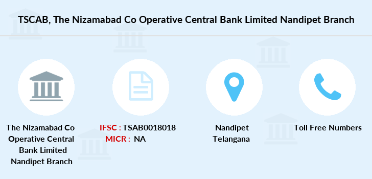 Co-operative-banks The-nizamabad-co-operative-central-bank-limited-nandipet branch