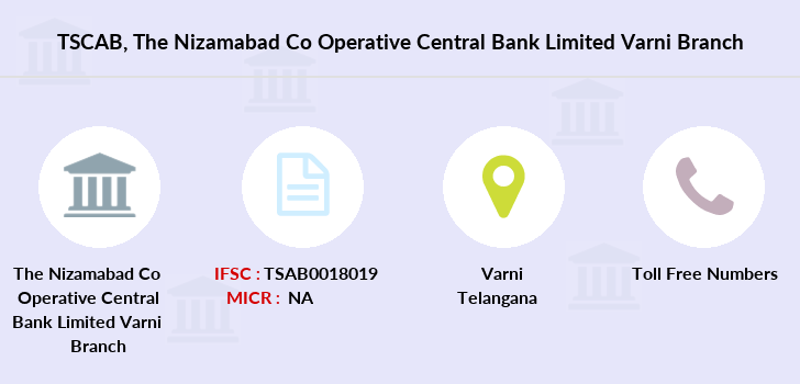Co-operative-banks The-nizamabad-co-operative-central-bank-limited-varni branch