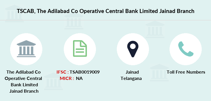 Co-operative-banks The-adilabad-co-operative-central-bank-limited-jainad branch