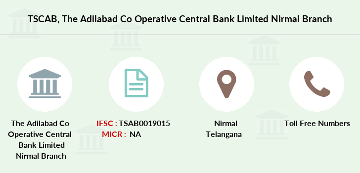 Co-operative-banks The-adilabad-co-operative-central-bank-limited-nirmal branch