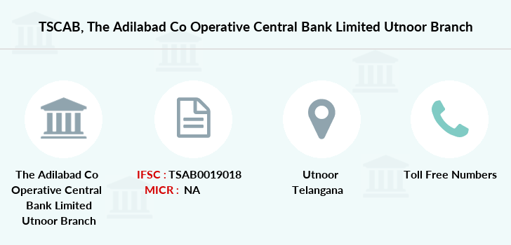 Co-operative-banks The-adilabad-co-operative-central-bank-limited-utnoor branch