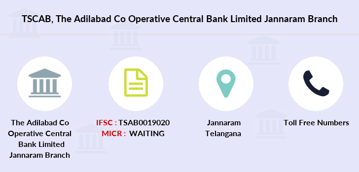 Telangana-state-coop-apex-bank The-adilabad-co-operative-central-bank-limited-jannaram branch
