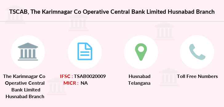 Co-operative-banks The-karimnagar-co-operative-central-bank-limited-husnabad branch