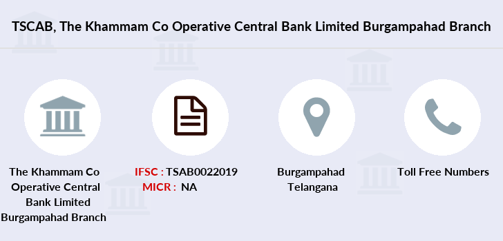 Co-operative-banks The-khammam-co-operative-central-bank-limited-burgampahad branch