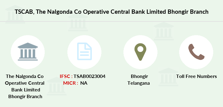 Co-operative-banks The-nalgonda-co-operative-central-bank-limited-bhongir branch