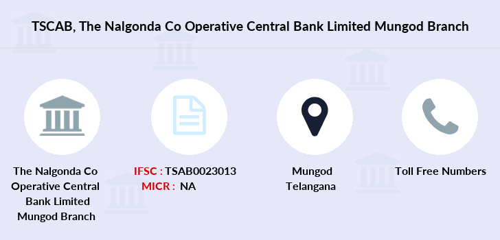 Co-operative-banks The-nalgonda-co-operative-central-bank-limited-mungod branch