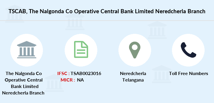 Co-operative-banks The-nalgonda-co-operative-central-bank-limited-neredcherla branch