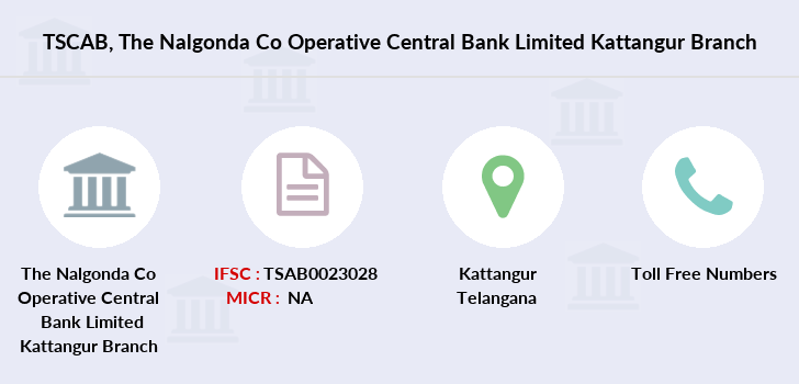 Co-operative-banks The-nalgonda-co-operative-central-bank-limited-kattangur branch