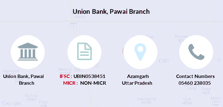 Union-bank-of-india Pawai branch