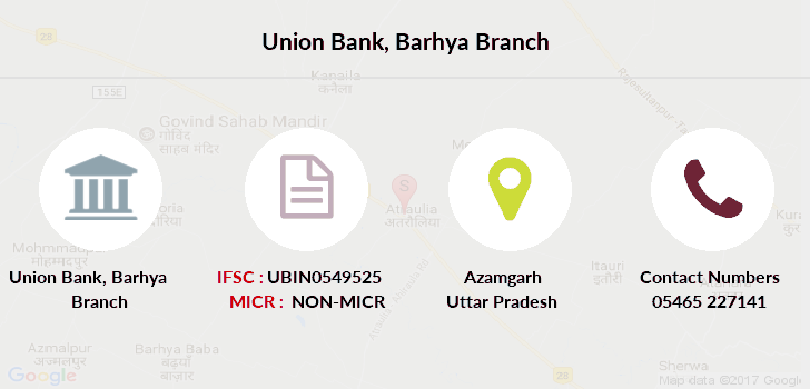 Union-bank-of-india Barhya branch